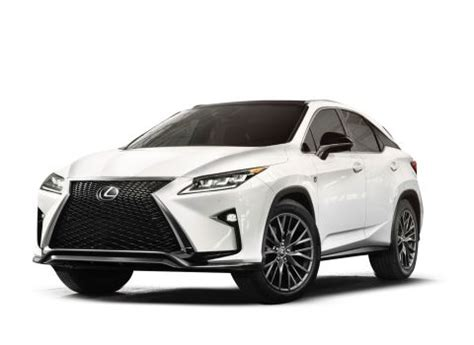 2016 lexus rx reviews, ratings, prices consumer reports