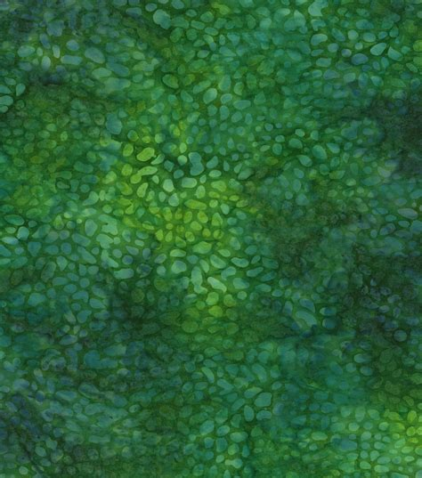 Batik Green batik fabric green speckled batik jo