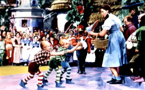 judy garland 'was molested by munchkins' on the set of