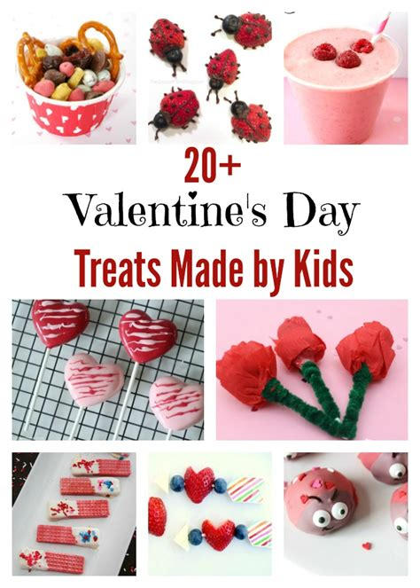 valentines day snacks s day treats made by