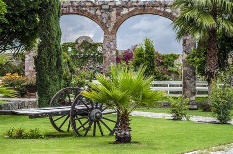 imagenes de jardines en haciendas hacienda real puebla