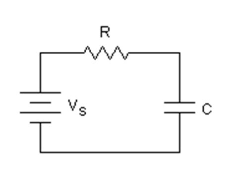capacitor in series dc circuit voltage across capacitor electrical engineering stack exchange