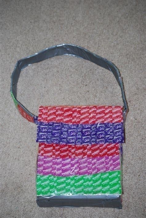 starburst wrapper purse