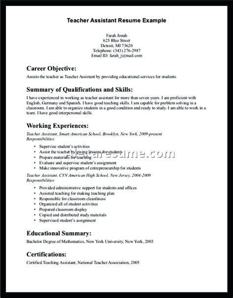 preschool teacher resume template teacher resume english