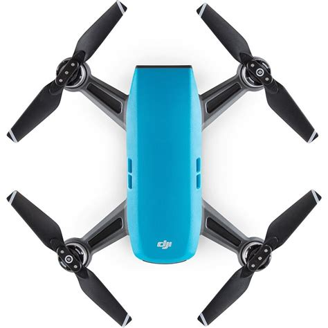 Bnib Drone Dji Spark Sky Blue Fly More Combo Garansi Resmi Dji dji spark sky blue fly more combo