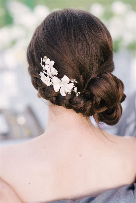 Wedding Hairstyles With Side Combs by 20 Wedding Hairstyles With Exquisite Headpieces