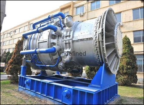 aecc gas turbine generator set qd280 ro110 china