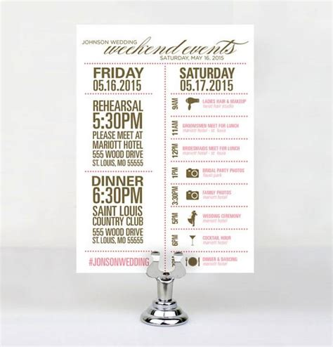 Wedding Reception Timeline by How To Plan A Wedding Reception Timeline