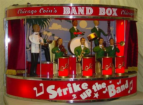 new band boxes chicago coin s band box company