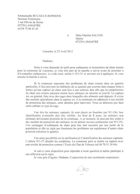 Lettre De Motivation De La Mairie Ebook Lettre A Un Maire