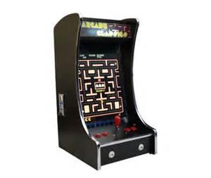 Bartop Machine Bartop Arcade Machine With Vertical Black