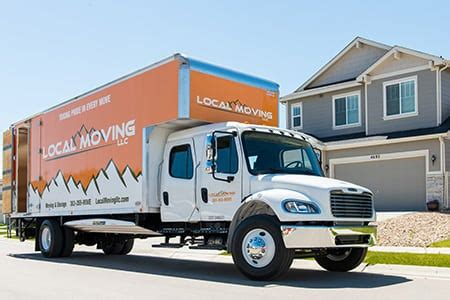 moving and storage companies denver co local moving llc moving companies denver co 303 355