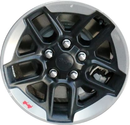 jeep wrangler wheels rims wheel rim stock oem replacement