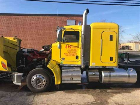 Sleeper Semi Trucks For Sale by Peterbilt 380 2014 Sleeper Semi Trucks