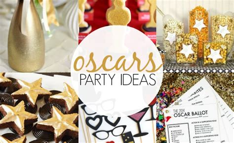 Easy Crafts For Home Decor by Last Minute Oscar Party Ideas A Night Owl Blog