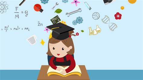 animation background layout from student to professional png hd of students reading transparent hd of students