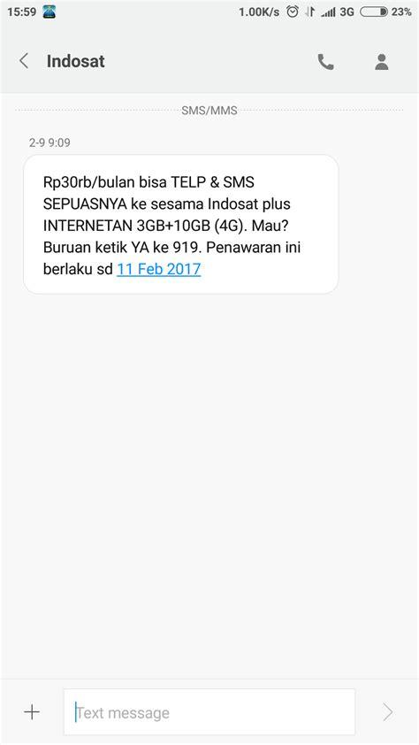 Indosat Freedom M 5gb hafnisulun review paket indosat freedom m promo