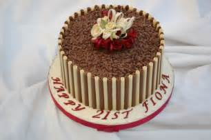 Wedding Flowers Surrey 21st Birthday Chocolate Cake Timeless Cakes