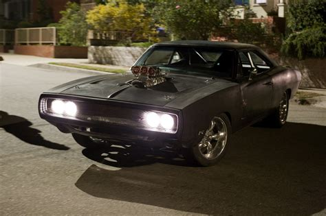 fast and furious cars 1970 dodge charger fast and furious 4