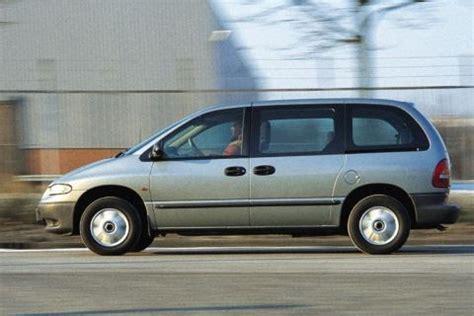 Auto Service Amp Repair Manuals Chrysler Voyager 1998