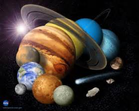 what colors are the planets colors of planets