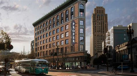 Columbia Mba San Francisco by Proper Hospitality To Open San Francisco Hotel This