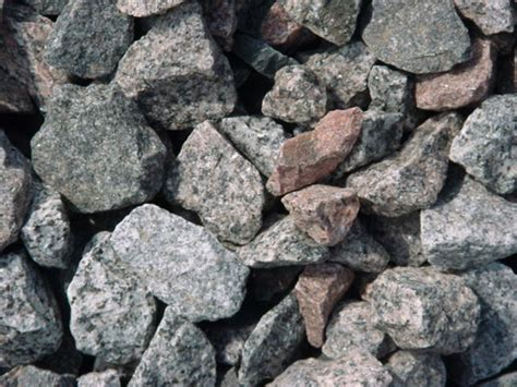 Gray Granite Rock Grey Landscape Rock