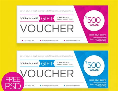 Gift Voucher Templates Word Excel Pdf Formats Get Calendar Templates Printable Voucher Templates
