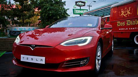 teslas  pd   quickest production car