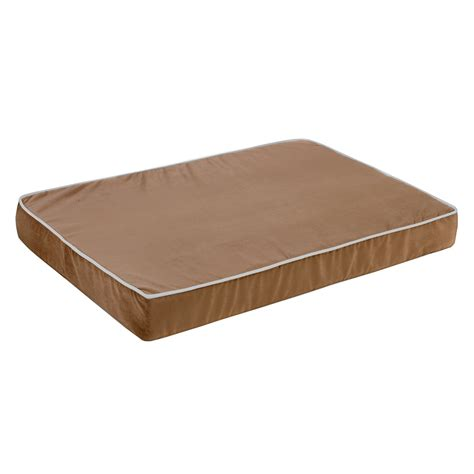foam dog bed memory foam orthopedic dog beds