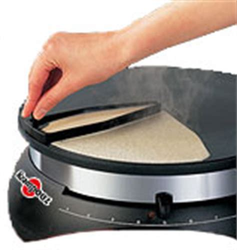 Bistro Crepe Maker frigorifero crepe maker for restaurant