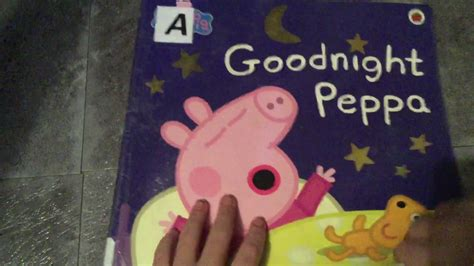 peppa pig goodnight peppa b00vb4uer8 peppa pig goodnight peppa youtube