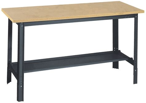 wood top work benches garage workbench table work shop shelf wood classrooms