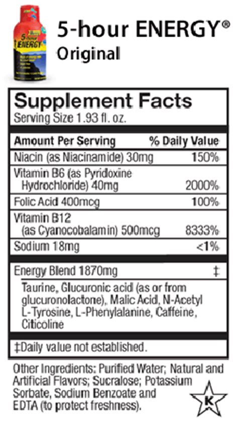 energy drink label template energy drink labels sometimes misleading lhsfna