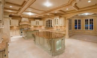 Expensive Kitchens Designs Luxury Kitchen Cabinets For Those With Big Budget My
