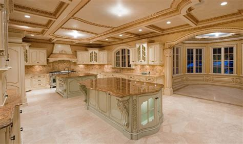 Luxury Handmade Kitchens - luxury kitchen cabinets for those with big budget my