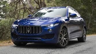 Maserati Crossover 2017 Maserati Levante Crossover To Help Debut With Geneva