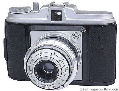 Agfa Isola 6x6 Price Guide Estimate A Camera Value