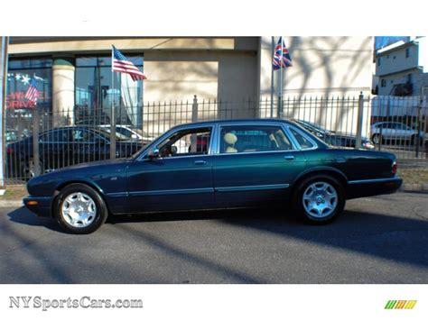 2002 jaguar vanden plas for sale 2002 jaguar xj vanden plas in aspen green metallic photo