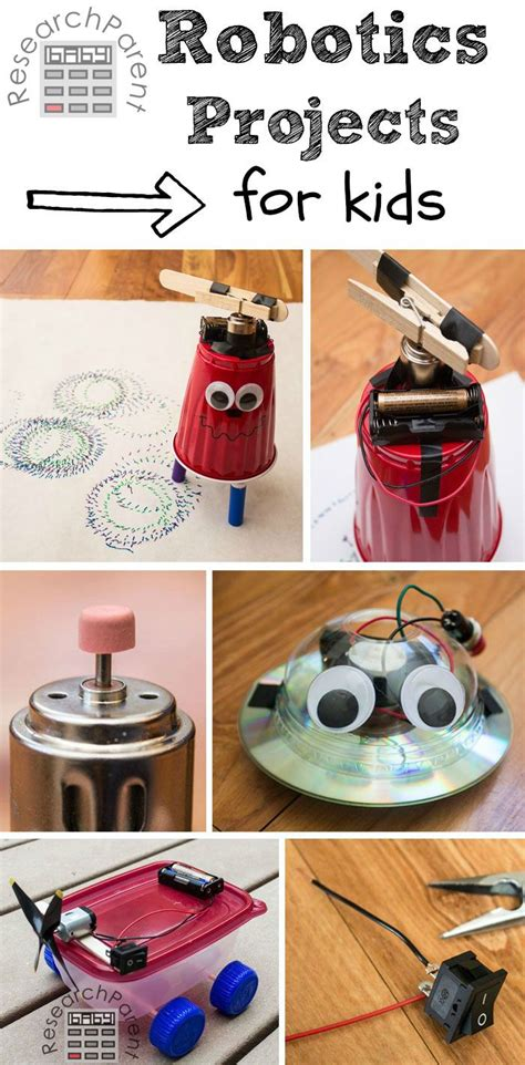 diy robotics projects 25 best ideas about robots for on