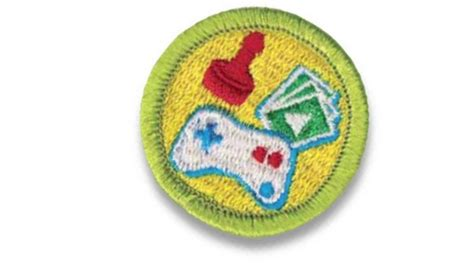 game design merit badge book boy scouts can now earn merit badges for game design