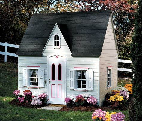 Cottage Playhouses by Princess Cottage Lilliput Play Homes