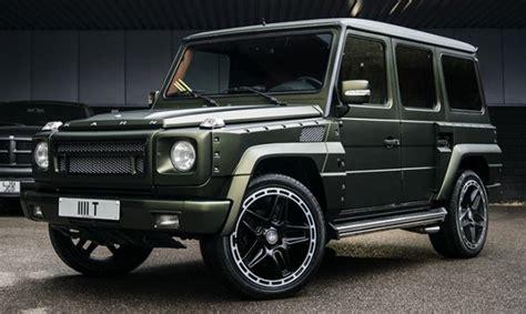 G Wagen by Mercedes G Wagen Edition By Kahn