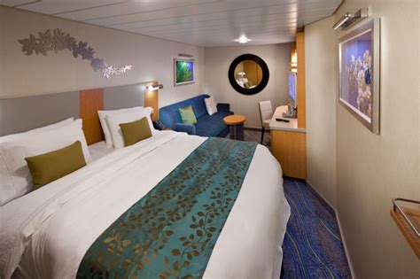 Sofa Twin Bed Allure Of The Seas Cruise Ship Photos Schedule
