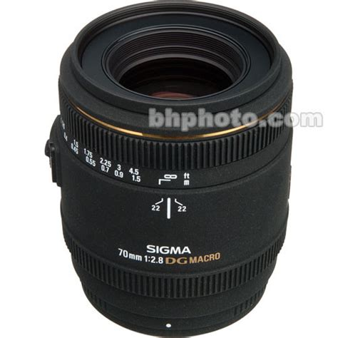 Sigma 70mm F 2 8 Ex Dg Af Macro sigma 70mm f 2 8 ex dg macro af lens for pentax af 270109 b h