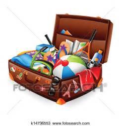 clipart vacanze clipart vacanza valigia k14736553 cerca clipart