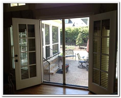 exterior doors with screens doors exterior with screens interior exterior