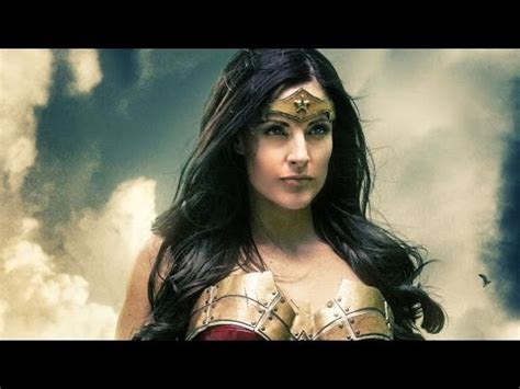 gina carano in talks for wonder woman movie