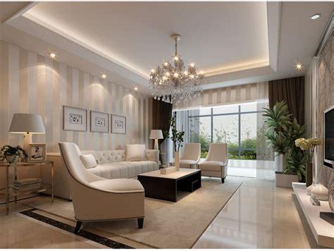 Striped Wallpaper For Living Room by Como Decorar Sua Casa Usando Papel De Parede Fabiana