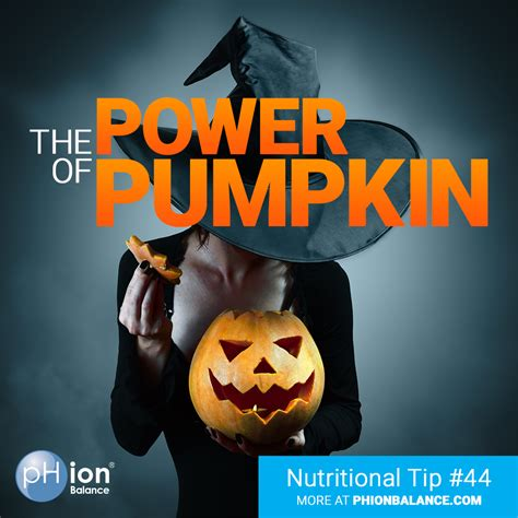 The Power Of Detox by The Detox Powers Of Pumpkin Phion Balance